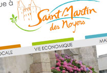 Réalisation Web Saint-Martin